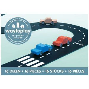 Buitenspeelgoed Way to play Expressway – 16 delen