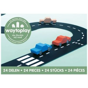 Buitenspeelgoed Way to play Snelweg – 24 delen [tag]