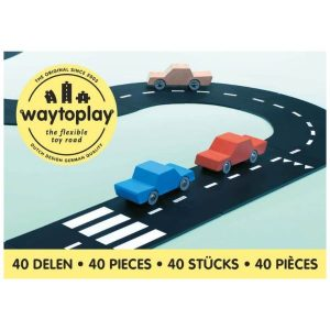 Voertuigen Way to play King of the Road – 40 delen