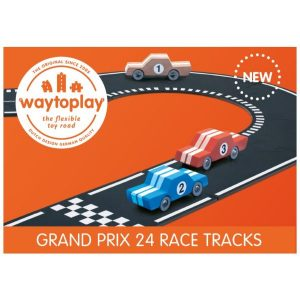 Voertuigen Way to play Grandprix – 24 delen