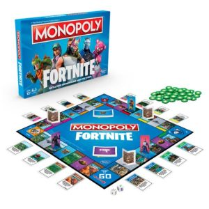 Speelgoed Monopoly Fortnite [tag]