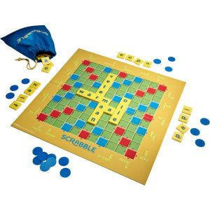 Spellen Scrabble Junior [tag]