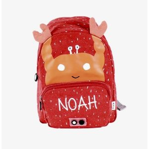 School Trixie backpack rugzak, mr. Hippo