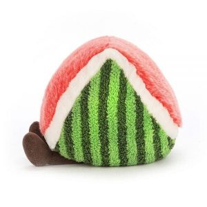 Baby Jellycat Amuseable Watermelon – 15 cm