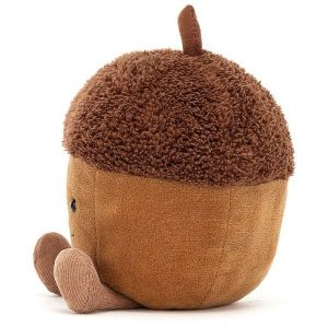 Baby Jellycat Amuseable Acorn – 11cm [tag]
