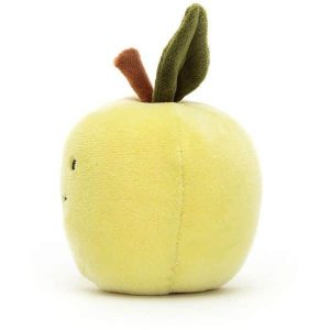 Baby Jellycat Fabulous Fruit Apple – 9 cm