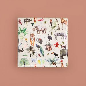 Cadeau's Inpakpapier – Jungle