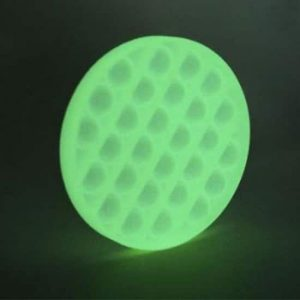 Behendigheid Pop it rond – Glow in the dark
