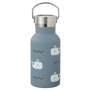 School Nordic Thermos bottle – Whale